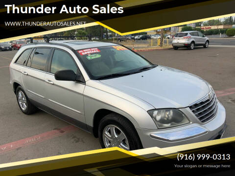 2006 Chrysler Pacifica for sale at Thunder Auto Sales in Sacramento CA
