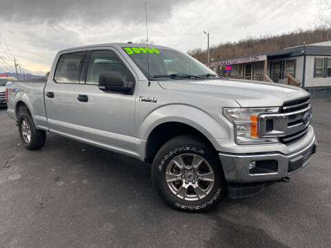 2018 Ford F-150 for sale at Elk Avenue Auto Brokers in Elizabethton TN