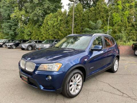 2013 BMW X3 for sale at Bloomingdale Auto Group in Bloomingdale NJ