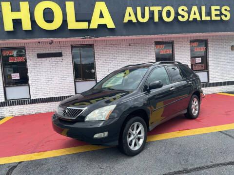 2009 Lexus RX 350 for sale at HOLA AUTO SALES CHAMBLEE- BUY HERE PAY HERE - in Atlanta GA