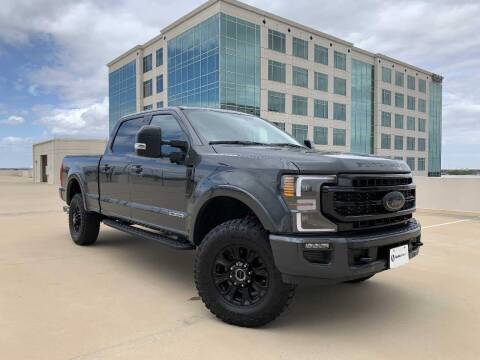 2021 Ford F-250 Super Duty for sale at SIGNATURE Sales & Consignment in Austin TX