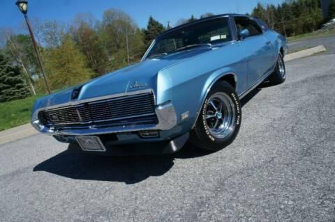 1969 Mercury Cougar for sale at Classic Car Deals in Cadillac MI