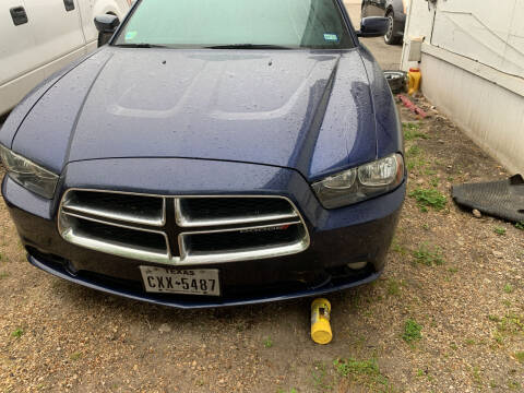2014 Dodge Charger for sale at BULLSEYE MOTORS INC in New Braunfels TX