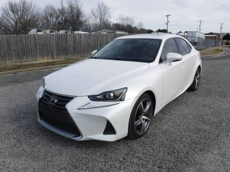 2017 Lexus IS 200t for sale at Memphis Truck Exchange in Memphis TN
