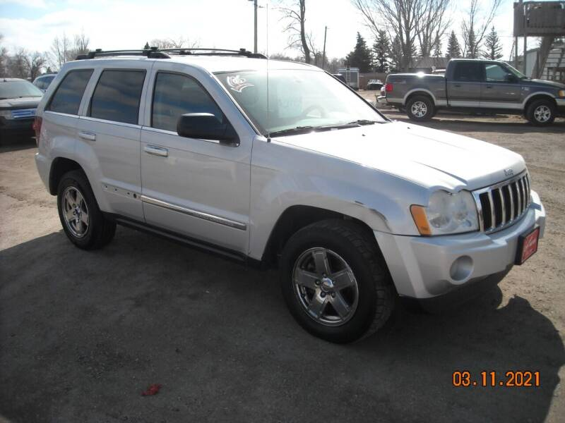 2006 Jeep Grand Cherokee for sale at Ron Lowman Motors Minot in Minot ND
