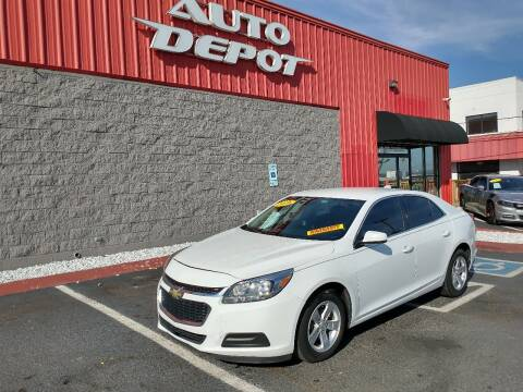 2016 Chevrolet Malibu Limited for sale at Auto Depot - Madison in Madison TN