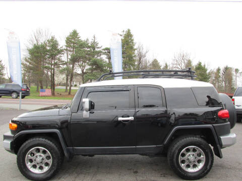 2011 Toyota FJ Cruiser for sale at GEG Automotive in Gilbertsville PA