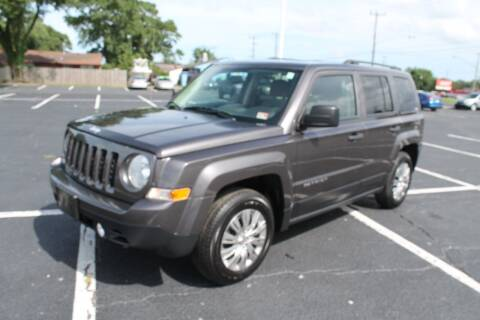 2016 Jeep Patriot for sale at Drive Now Auto Sales in Norfolk VA