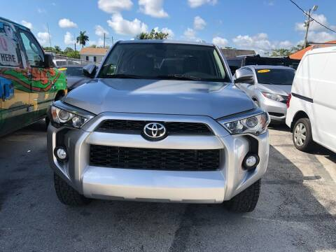 2015 Toyota 4Runner for sale at VC Auto Sales in Miami FL