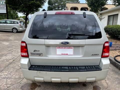 2008 Ford Escape for sale at ADVOCATE AUTO BROKERS INC in Atlanta GA