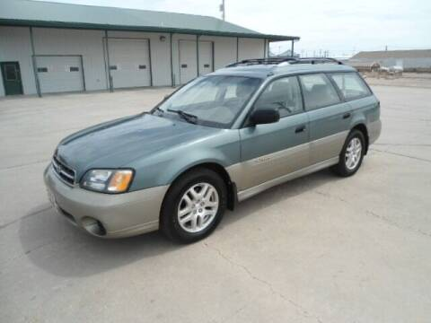 2001 Subaru Outback for sale at Twin City Motors in Scottsbluff NE