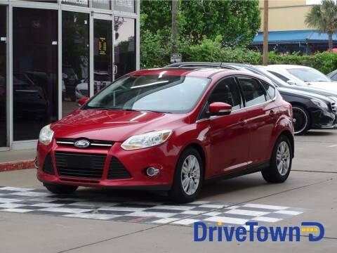 2012 Ford Focus for sale at DriveTown in Houston TX