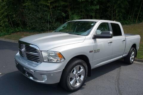 2018 RAM Ram Pickup 1500 for sale at Modern Motors - Thomasville INC in Thomasville NC
