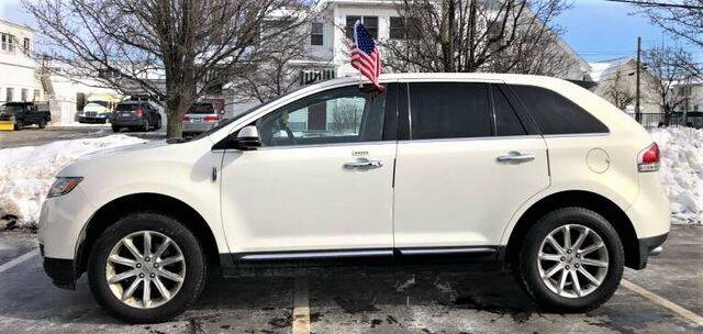 2013 Lincoln MKX for sale at Ataboys Auto Sales in Manchester NH