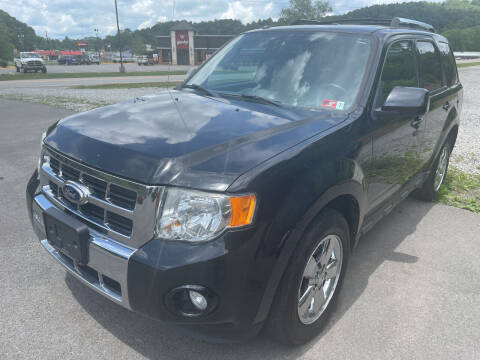2012 Ford Escape for sale at Turner's Inc in Weston WV