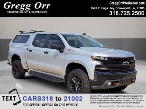2019 Chevrolet Silverado 1500 for sale at Gregg Orr Pre-Owned Shreveport in Shreveport LA