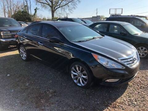 2013 Hyundai Sonata for sale at Harley's Auto Sales in North Augusta SC