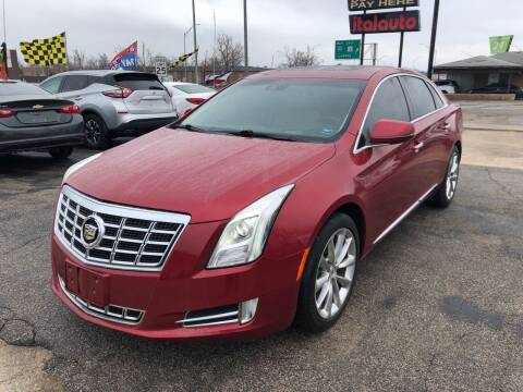 2013 Cadillac XTS for sale at Ital Auto in Oklahoma City OK
