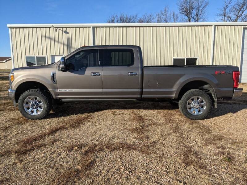 2019 Ford F-350 Super Duty for sale at TNK Autos in Inman KS