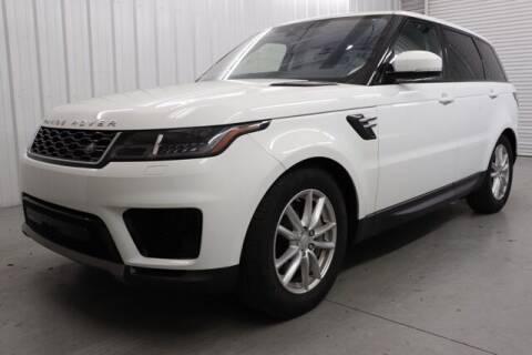 2020 Land Rover Range Rover Sport for sale at JOE BULLARD USED CARS in Mobile AL