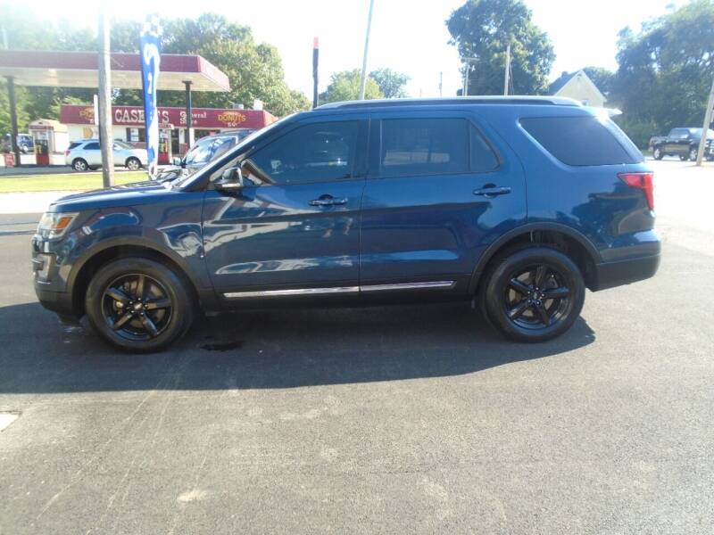 2017 Ford Explorer for sale at Nelson Auto Sales in Toulon IL
