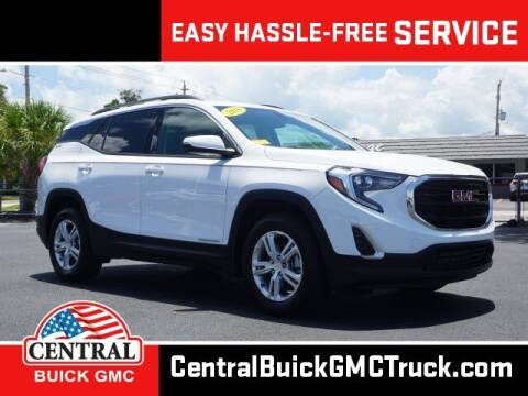 2018 GMC Terrain for sale at Central Buick GMC in Winter Haven FL