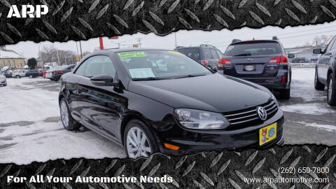 2012 Volkswagen Eos for sale at ARP in Waukesha WI