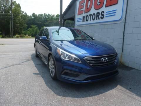 2016 Hyundai Sonata for sale at Edge Motors in Mooresville NC