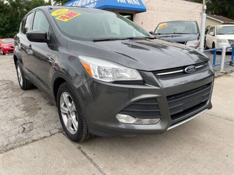 2015 Ford Escape for sale at Great Lakes Auto House in Midlothian IL