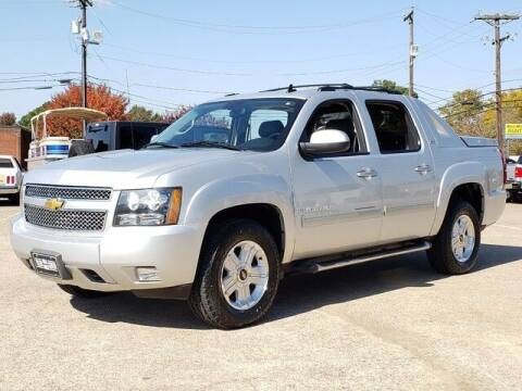 2012 Chevrolet Avalanche for sale at Tyler Car  & Truck Center in Tyler TX