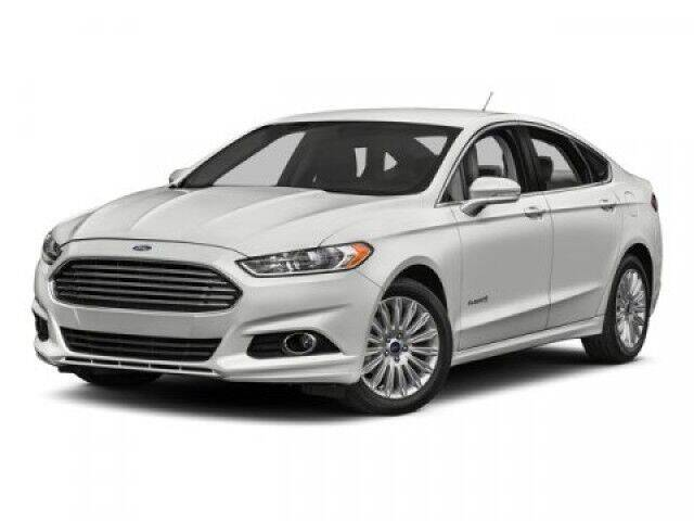 2016 Ford Fusion Hybrid for sale in Middletown, CT