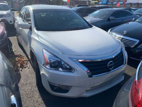 2014 Nissan Altima for sale at Park Avenue Auto Lot Inc in Linden NJ
