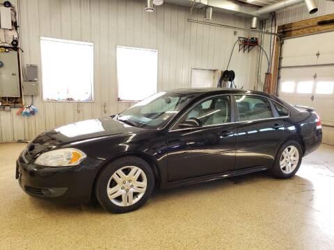 2011 Chevrolet Impala for sale at Sand's Auto Sales in Cambridge MN