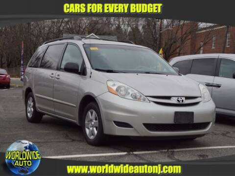 2008 Toyota Sienna for sale at Worldwide Auto in Hamilton NJ
