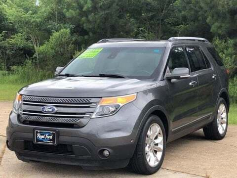 2015 Ford Explorer for sale at Rogel Ford in Crystal Springs MS