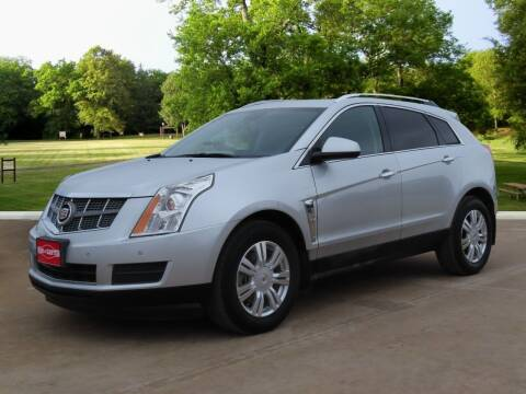 2011 Cadillac SRX for sale at Ron Carter  Clear Lake Used Cars in Houston TX