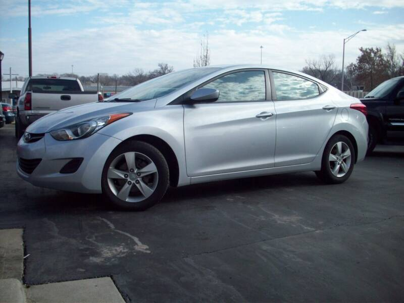 2011 Hyundai Elantra for sale at Whitney Motor CO in Merriam KS