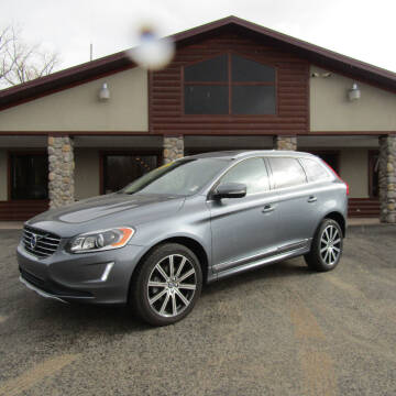 2017 Volvo XC60 for sale at PRIME RATE MOTORS in Sheridan WY