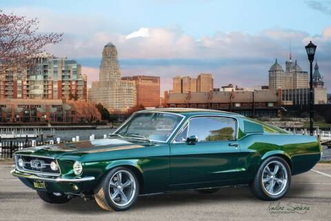 1968 Ford Mustang for sale at Online Auto Connection in West Seneca NY
