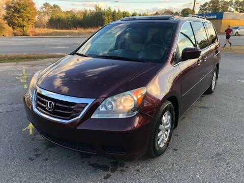 2008 Honda Odyssey for sale at CAR STOP INC in Duluth GA