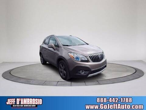 2014 Buick Encore for sale at Jeff D'Ambrosio Auto Group in Downingtown PA