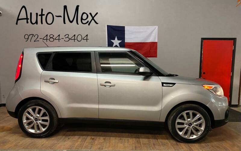 2018 Kia Soul for sale at AUTO-MEX in Caddo Mills TX
