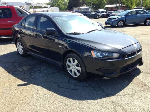 2014 Mitsubishi Lancer for sale at ASAP Car Parts in Charlotte NC