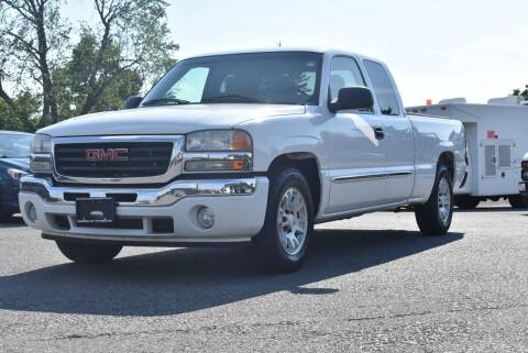 2005 GMC Sierra 1500 for sale at Broadway Garage of Columbia County Inc. in Hudson NY