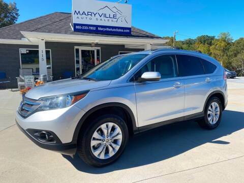 2014 Honda CR-V for sale at Maryville Auto Sales in Maryville TN