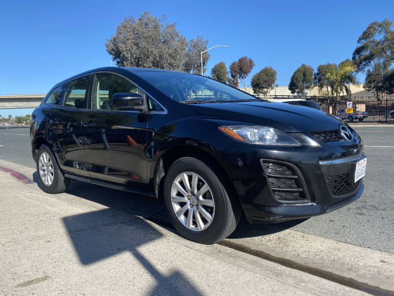 2010 Mazda CX-7 for sale at Beyer Enterprise in San Ysidro CA