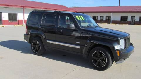 2012 Jeep Liberty for sale at New Horizons Auto Center in Council Bluffs IA