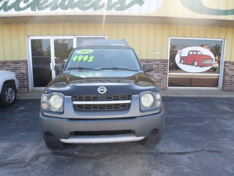 2004 Nissan Xterra for sale at Credit Cars of NWA in Bentonville AR