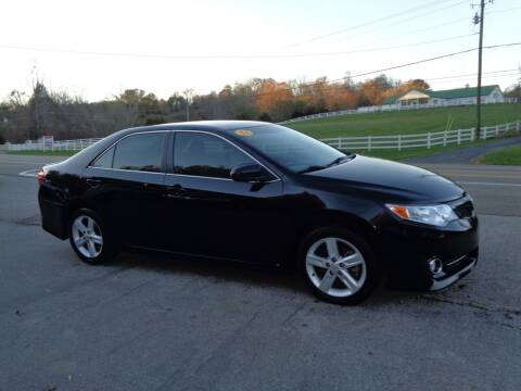 2013 Toyota Camry for sale at Car Depot Auto Sales Inc in Seymour TN