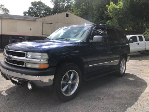 2002 Chevrolet Tahoe for sale at Used Cars 4 You in Carmel NY